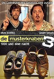 Die Musterknaben III - 1000 und eine Nacht... Poster