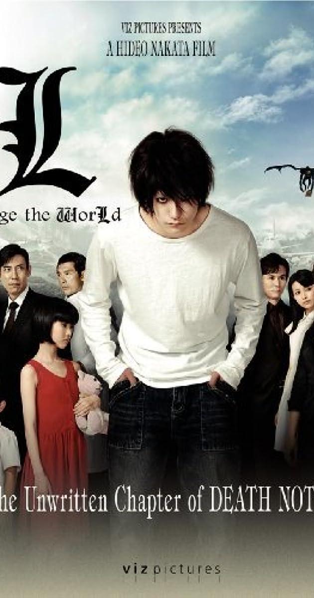 Death Note l Change The World Legendado