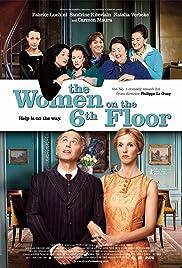Les femmes du 6e étage Poster