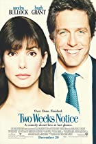 Image of Two Weeks Notice