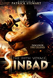 Sinbad: The Fifth Voyage (2014) Poster - Movie Forum, Cast, Reviews