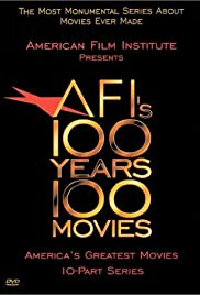 AFI's 100 Years... 100 Movies: America's Greatest Movies Poster
