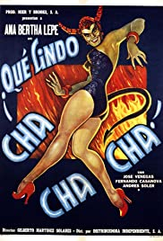 What a Lovely Cha Cha Cha Poster