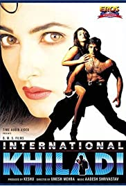 International Khiladi (1999) Poster - Movie Forum, Cast, Reviews