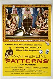 Patterns(1956) Poster - Movie Forum, Cast, Reviews
