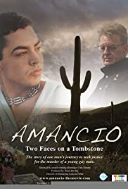 Amancio: Two Faces on a Tombstone Poster