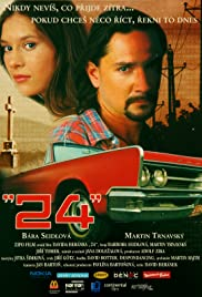 24 (2001) Poster - Movie Forum, Cast, Reviews