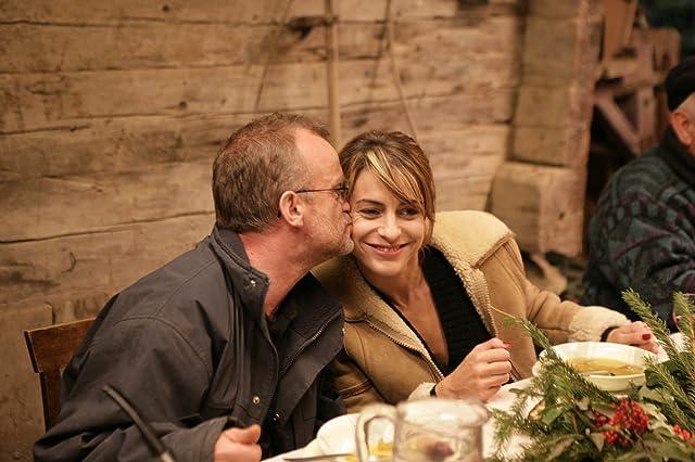 Audrey Dana and Dominique Pinon in Roman de gare (2007)