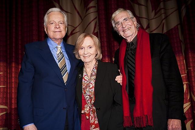 Martin Landau, Eva Marie Saint and Robert Osborne