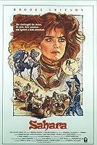Sahara (1983) Poster
