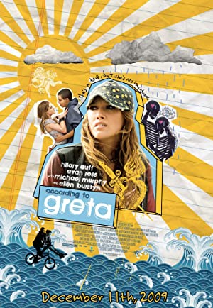 According to Greta Pelicula Poster