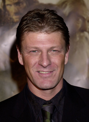 Sean Bean at The Lord of the Rings: The Fellowship of the Ring (2001)