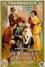 The Barrier of Flames Poster