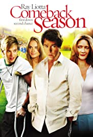 Comeback Season (2006) Poster - Movie Forum, Cast, Reviews