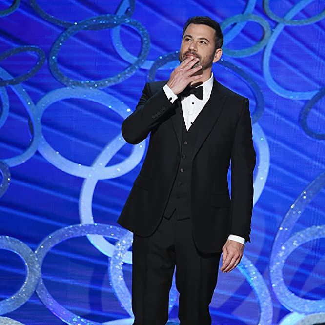 Jimmy Kimmel at an event for The 68th Primetime Emmy Awards (2016)