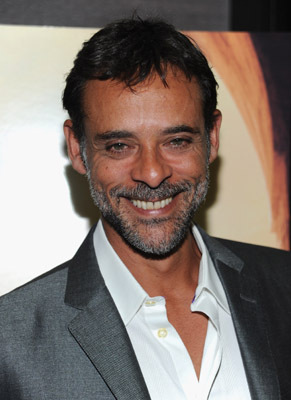 Alexander Siddig at an event for Cairo Time (2009)