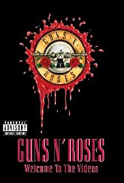 Guns N' Roses: Welcome to the Videos Poster