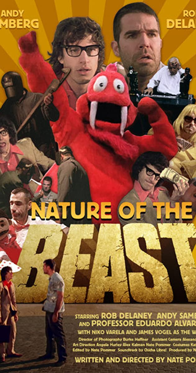 Žvėries prigimtis / Nature of the Beast (2007) Online
