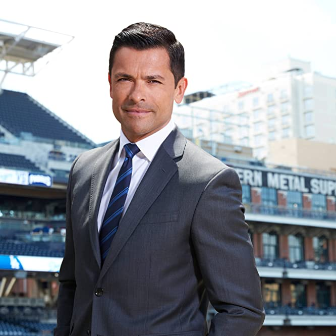 Mark Consuelos in Pitch (2016)