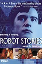Image of Robot Stories