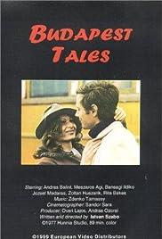 Budapesti mesék(1977) Poster - Movie Forum, Cast, Reviews