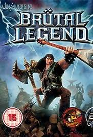 Brütal Legend Poster