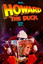 Howard the Duck (1986) Poster