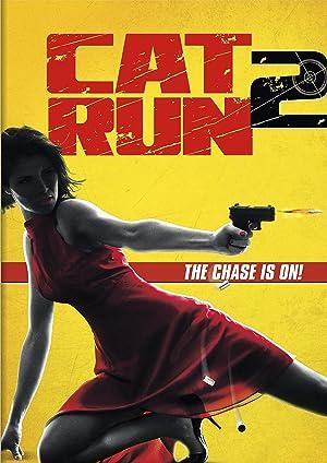 Poster Cat Run 2