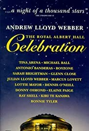 Andrew Lloyd Webber: The Royal Albert Hall Celebration Poster