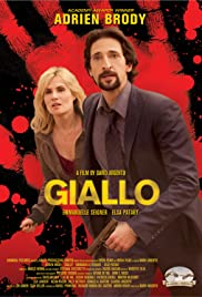Giallo (2009) Poster - Movie Forum, Cast, Reviews