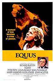 Equus (1977) Poster - Movie Forum, Cast, Reviews