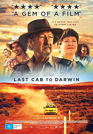 Last Cab to Darwin movie poster