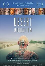 Desert Migration Poster