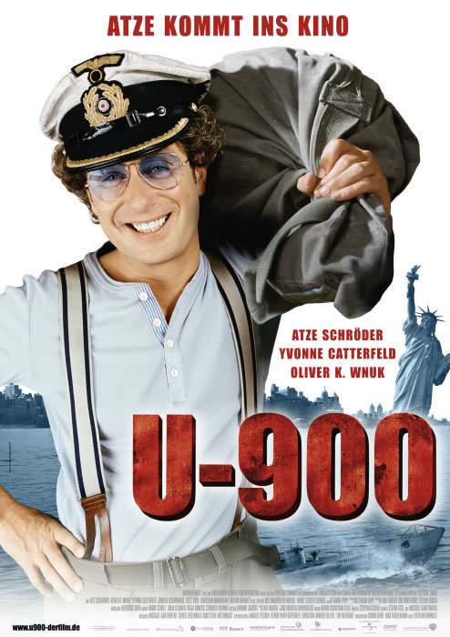 Image U-900 Watch Full Movie Free Online