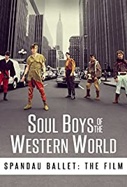 Soul Boys of the Western World (2014) Poster - Movie Forum, Cast, Reviews