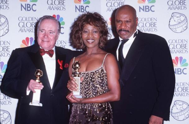 Jack Lemmon, Ving Rhames, and Alfre Woodard