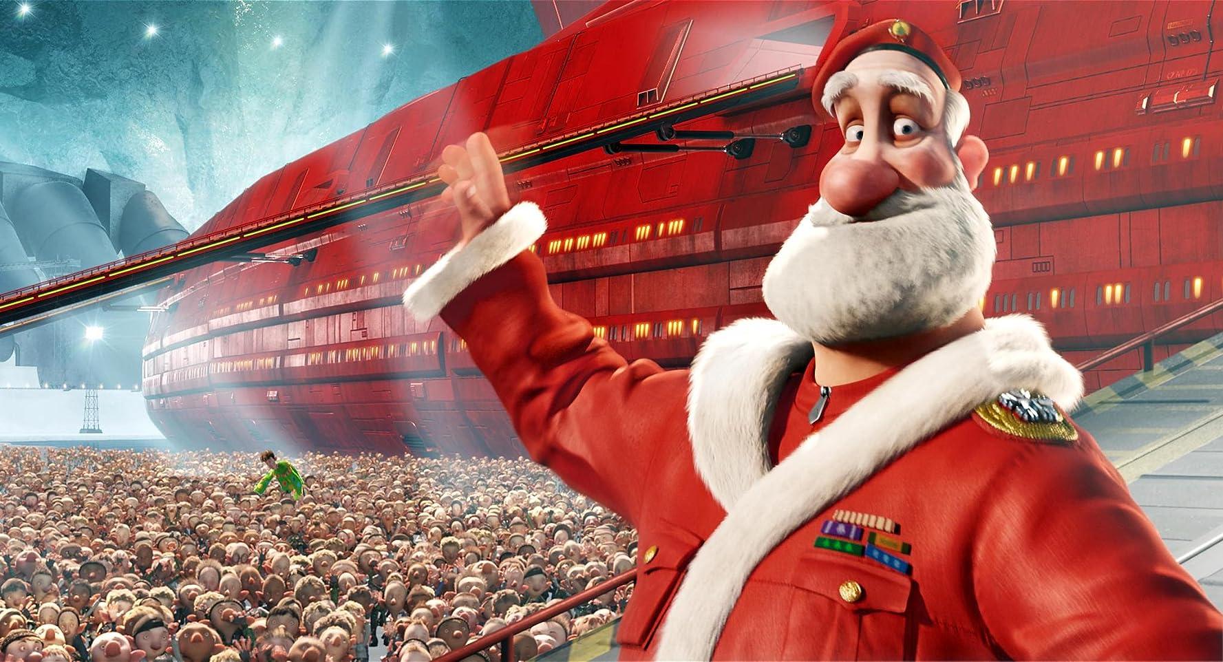 Classic christmas movies santa claus