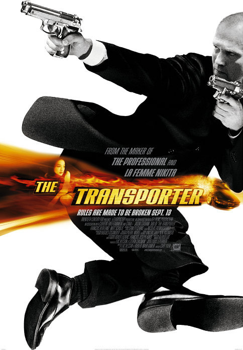 The Transporter (2002) Tagalog Dubbed