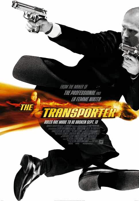 poster The Transporter 2002 Full HD Movie Download Dual Audio Free 720p