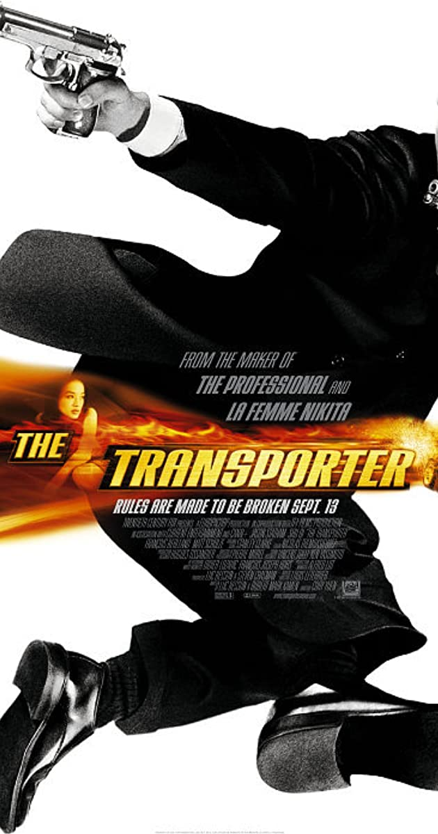 4 Star Trailers >> The Transporter (2002) - IMDb