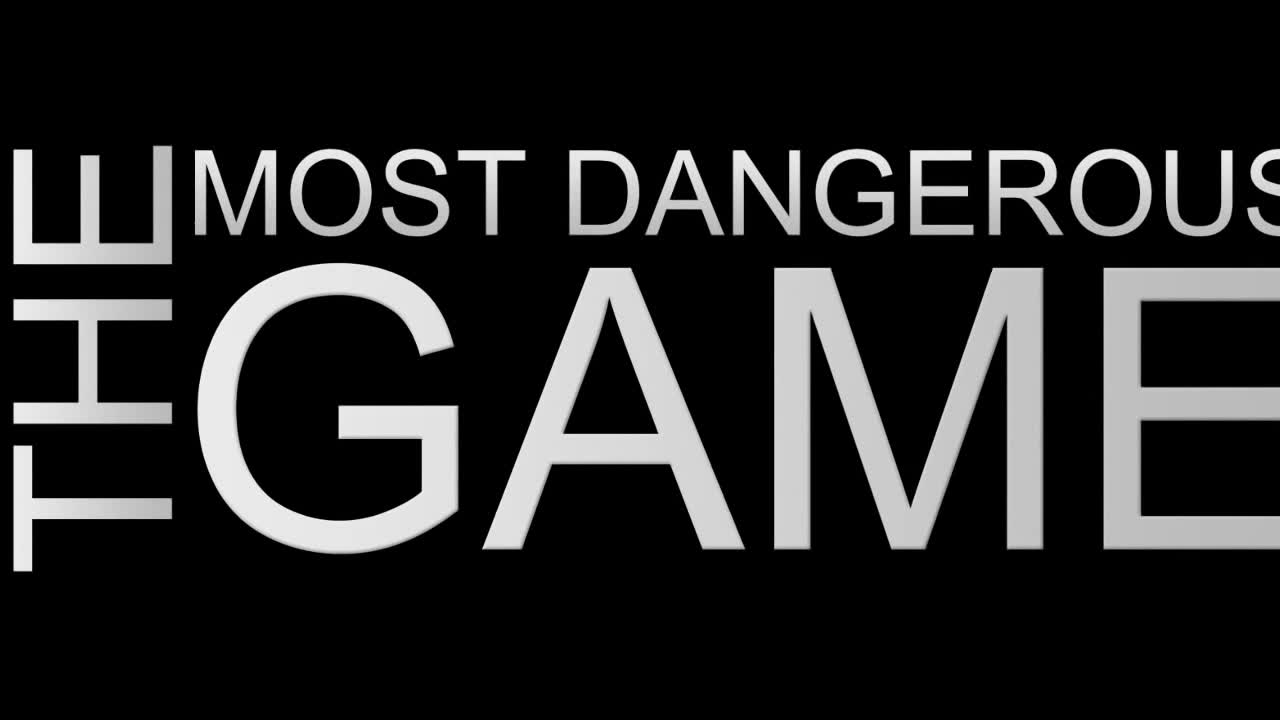 The Most Dangerous Game movie download in hd