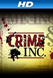 Crime Inc Poster