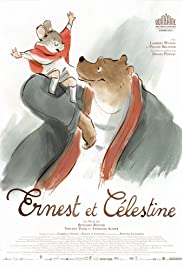 Ernest & Celestine (2012) Poster - Movie Forum, Cast, Reviews
