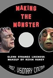 Making the Monster: Special Makeup Effects Frankenstein Monster Makeup Poster