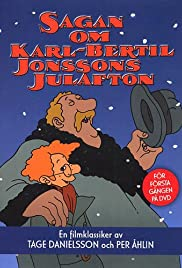 Sagan om Karl-Bertil Jonssons julafton (1975) Poster - Movie Forum, Cast, Reviews