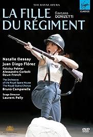 La fille du régiment Poster