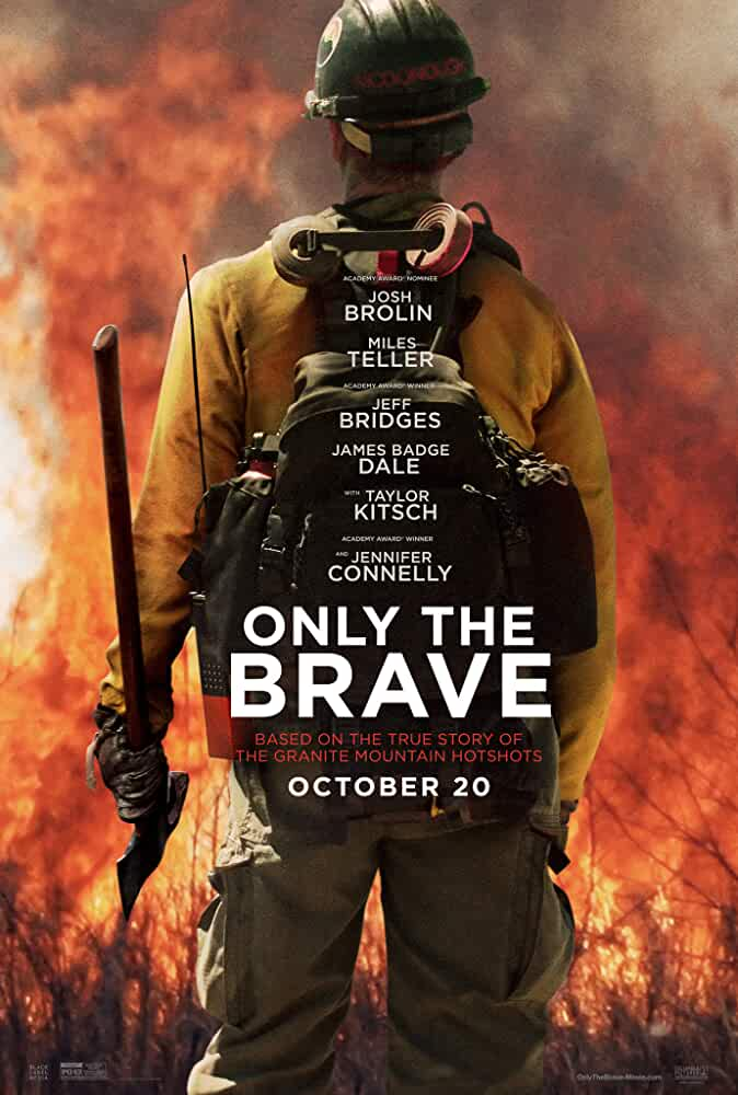 Only the Brave 2017 English 720p WEB-DL Download