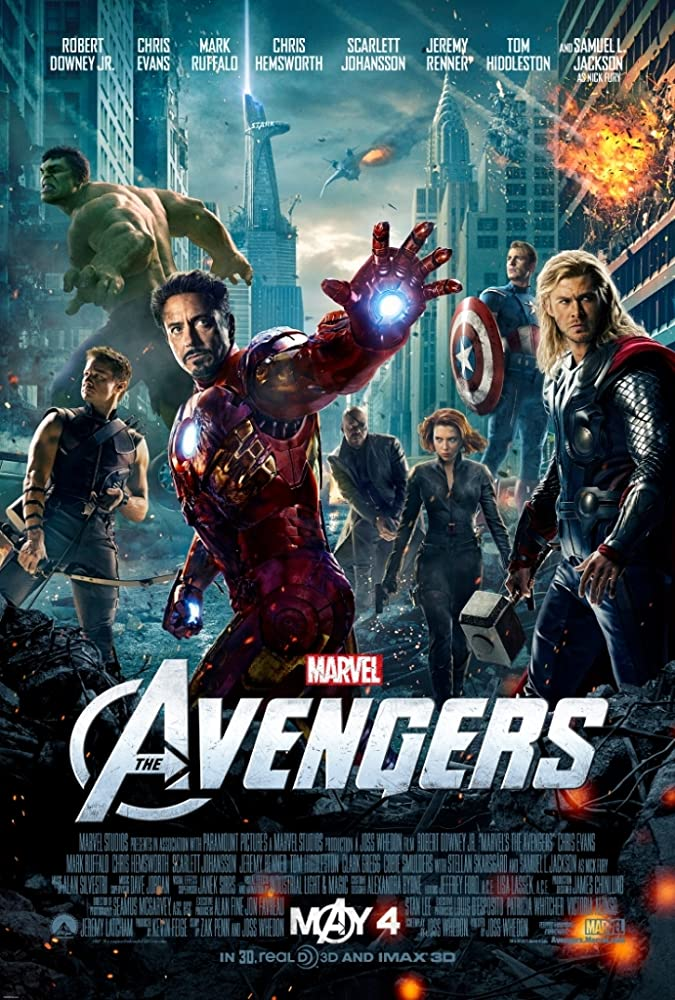 The Avengers 2012 BRRip Dual Audio Watch Online free Download At movies365