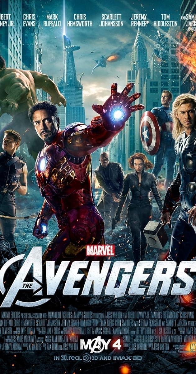 The Avengers 2012 BRRip