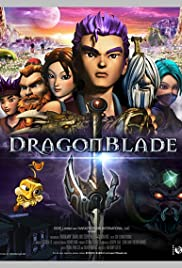 DragonBlade Poster